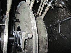 有机纤维盘式干燥机要求