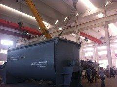 kjg-87平方空心桨叶干燥机