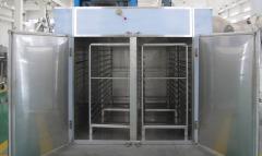 中试车间真空干燥箱艺条件控制要求