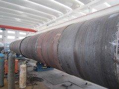 30万吨滑石干燥回转窑