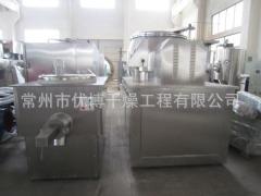 湿法混合制粒机GHL600型