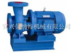 UPW卧式单级单吸离心泵