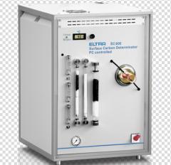 德国Eltra(埃尔特)SC-800表面碳分析仪