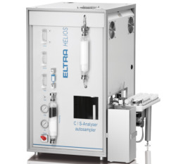 德国Eltra(埃尔特)CS580A/CHS-580A 碳硫分析仪