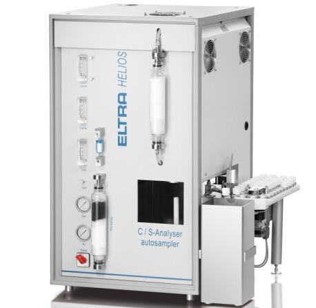 德国Eltra(埃尔特)CS580A/CHS-580A 碳硫分析仪的图片