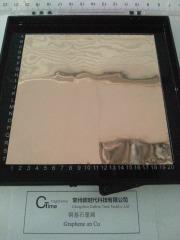 铜基底石墨烯膜
