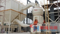 桂林鸿程磨粉机|HLM立式磨粉机|高效立磨