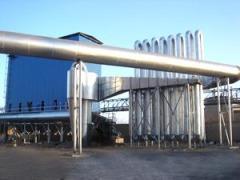 TFC、GFC、DFC型反吹风布袋除尘设备