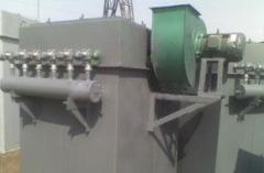 LTM滤筒除尘器