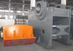 900*1200颚式破碎机/石料厂用鄂破的图片