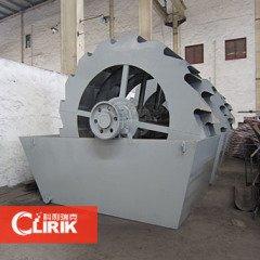 XSD洗砂机生产线