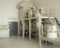 稀土抛光粉专用气流粉碎分级机