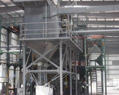 金属硅专用射流粉碎机(控制性粉碎)的图片