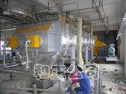 硅酸钙浆液桨叶式干燥机