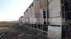 工业污泥网带式干燥箱10t/d