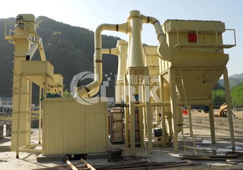 钾长石超细石料磨粉机图片