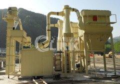 膨润土磨粉机—矿石超细磨粉机