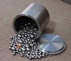 不锈钢球磨罐  行星不锈钢球磨罐