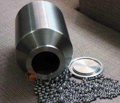 滚筒不锈钢球磨罐  滚筒磨罐