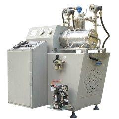 东莞品诺机械5L-60L陶瓷涡轮式纳米砂磨机