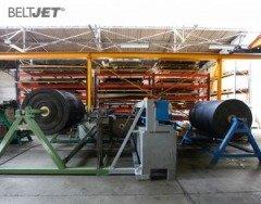 JET FLAM 阻燃型提升机皮带的图片