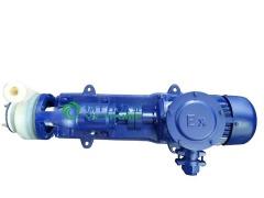 化工泵:FSB型防爆氟塑料合金泵|氟塑料合金离心泵
