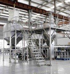 组合式卸料系统