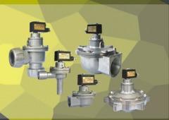 DCF-F防爆电磁脉冲阀的图片