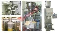 碳酸氢钙自动包装机