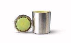 304型不锈钢内衬进口聚氨酯球磨罐