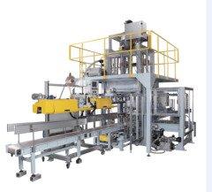 25公斤全自动超细粉末抽气包装机