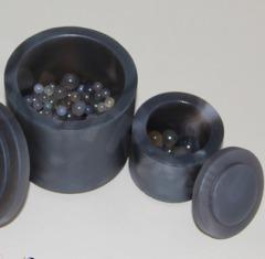 玛瑙研磨罐行星式球磨机专用