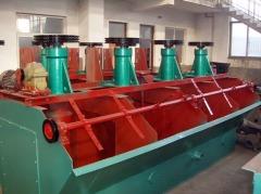 江西石城金矿选矿设备 SF-2.8型 砂金浮选柱机械