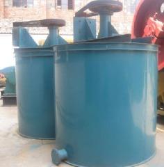江西石城龙达选矿机械 XBT2000*2000 提升搅拌桶的图片