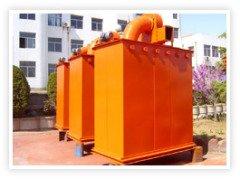 新型耐高温直径1500单管多管旋风除尘器可自动清灰