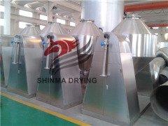 新马干燥SZG-500型双锥回转真空干燥机