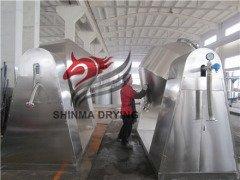 洁净环保型SZG系列真空干燥机、双锥回转真空干燥机组