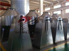 应用广泛型双锥回转真空干燥机SZG-1000