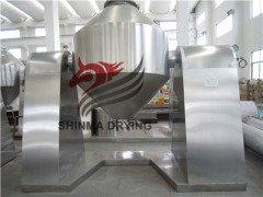 大型双锥回转真空干燥机 SZG系列常州新马干燥真空干燥设备