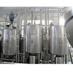 奶茶饮料果茶加工成套生产线设备