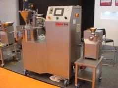 CGC系列离心造粒包衣机的图片