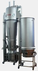 WBF系列防爆型多用途流化床的图片