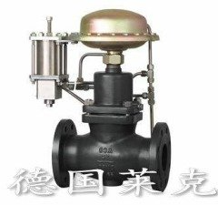 进口自力式压力调节阀(带指挥器)