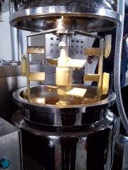 沙拉酱真空均质乳化机