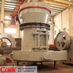 石油焦YGM95型三环中速微粉磨 时产8吨600目花岗岩磨粉机的图片