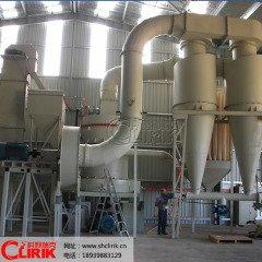 时产量100吨石子破碎设备 10吨矿石磨粉设备 整套磨粉生产线