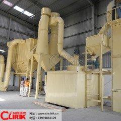 超细微粉磨粉机 加工成品细度高产量大 碳酸钙超细磨粉机的图片