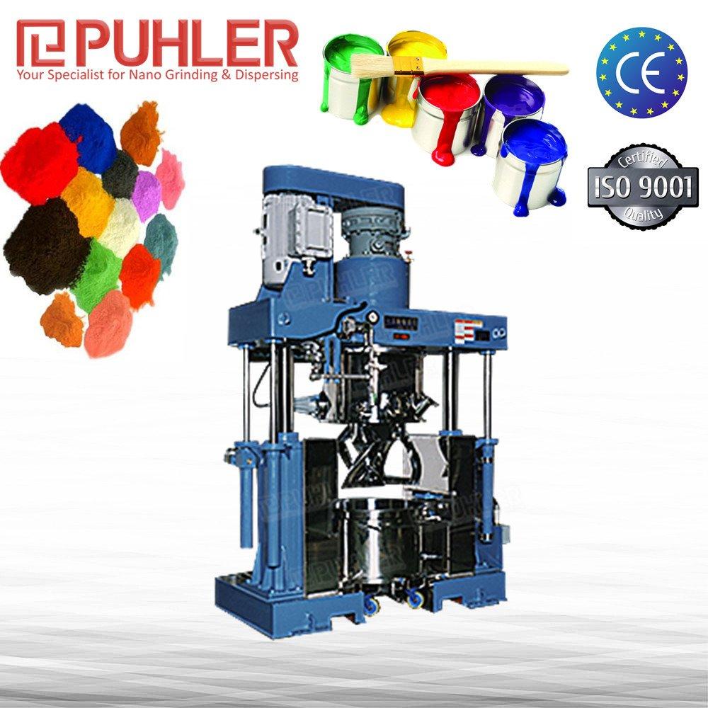 氧化锆专用砂磨机的图片