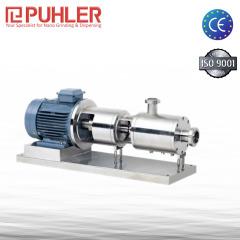 派勒高剪切乳化机 间歇式乳化机