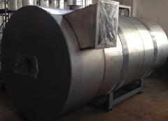 间接燃油(气)空气热风炉